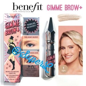 2/$30 Benefit Gimme Brow Volumizing Eyebrow Gel 1